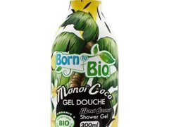 Gel de dus bio monoi cocos, 300 ml, Born to Bio